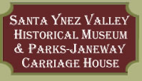 Santa Ynez Valley Historical Museum & Parks Janeway Carriage House