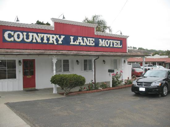 A Country Lane Motel